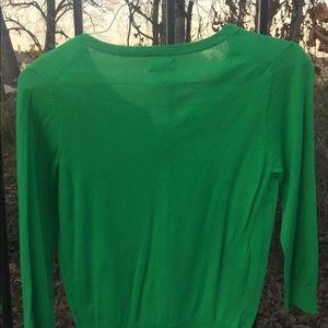 NWT old Navy  Emerald green